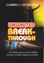 unlimited breakthrough book cover