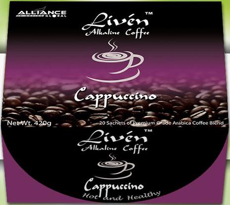 alkaline coffee