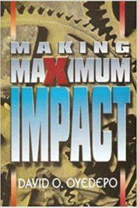 ecover Making maximum impact