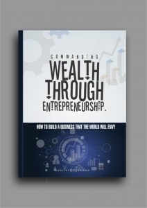 commanding wealth through entrepreneurship cover image