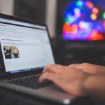 successful blogging image